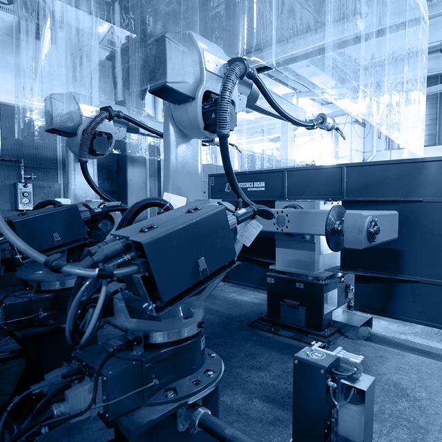Industrie TCM _ 5 stazioni robotizzate 2