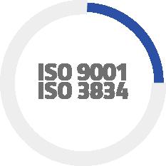 Iso 9901 - Iso 3834